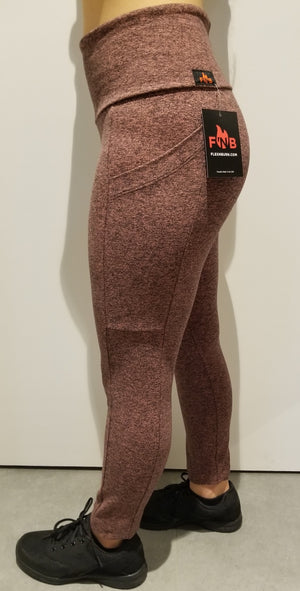 Rose Legging - w/pockets