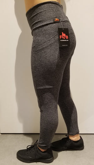 Heather Leggings - w/pockets