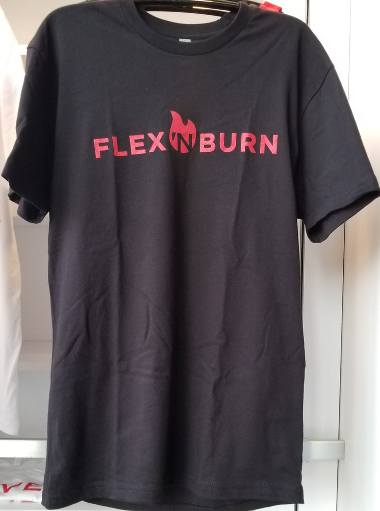 Flex 'n Burn -Black T