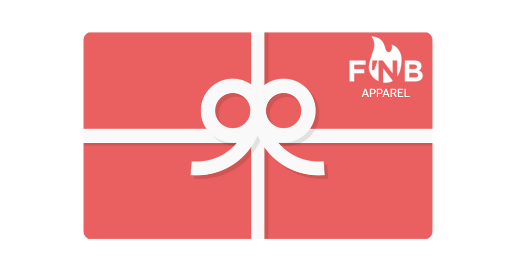 Load image into Gallery viewer, FNB APPAREL Gift Card
