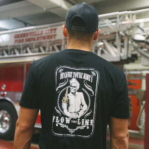 The Story Behind our LIMITED EDITION Flow the Line T-Shirts