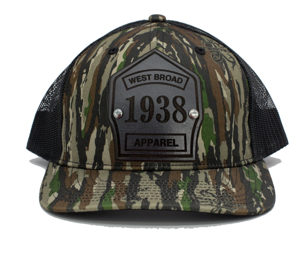 Shield Hat - Realtree Original Camo/Black