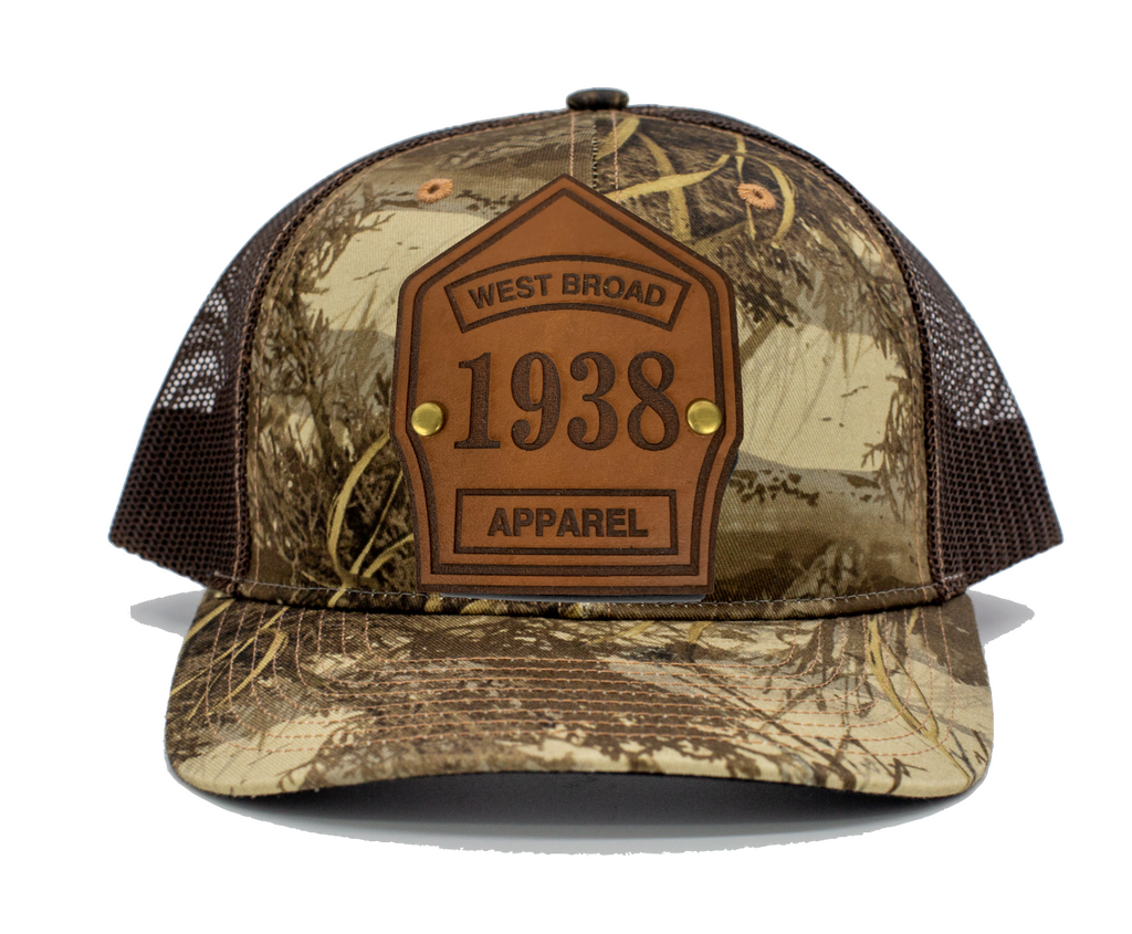 Shield Hat - Realtree Max 1 XT/Brown