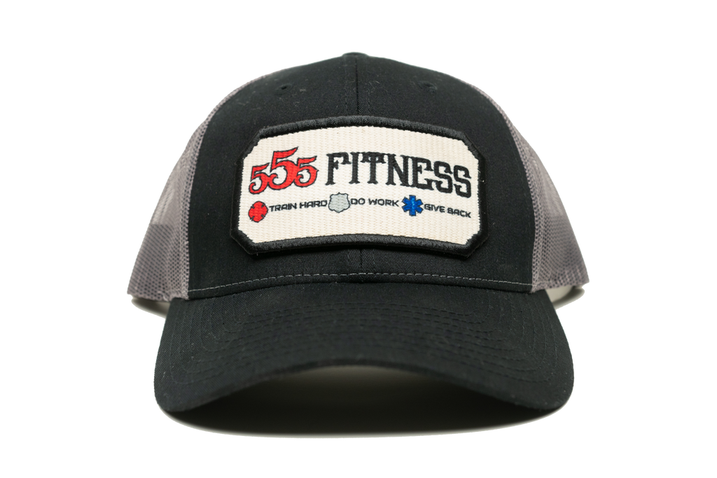New 555 Fitness Hose Hat