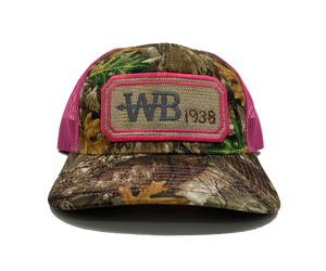 Hose Hat - Realtree Edge/ Neon Pink
