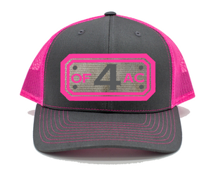 On Fire For A Cure Hat