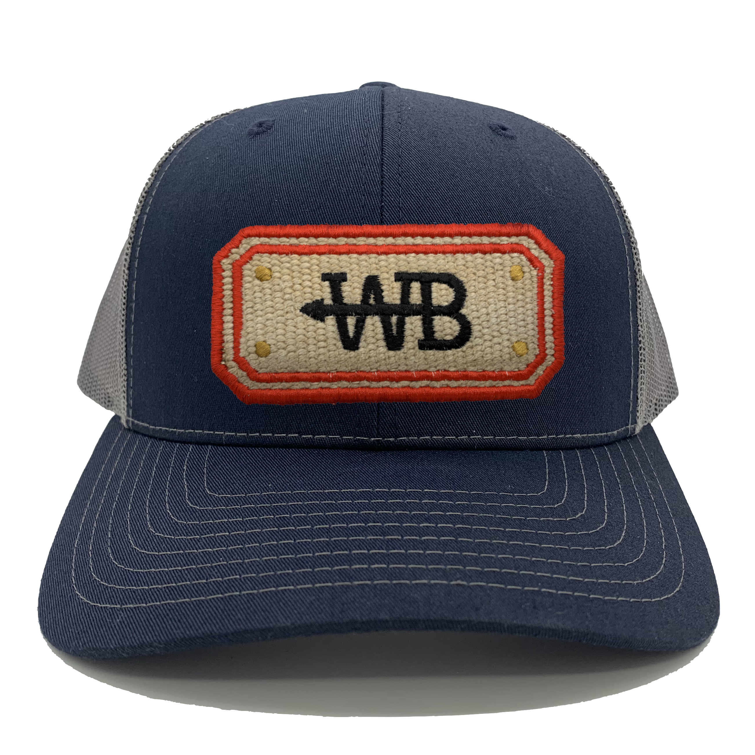 Hose Hat - Navy/Charcoal