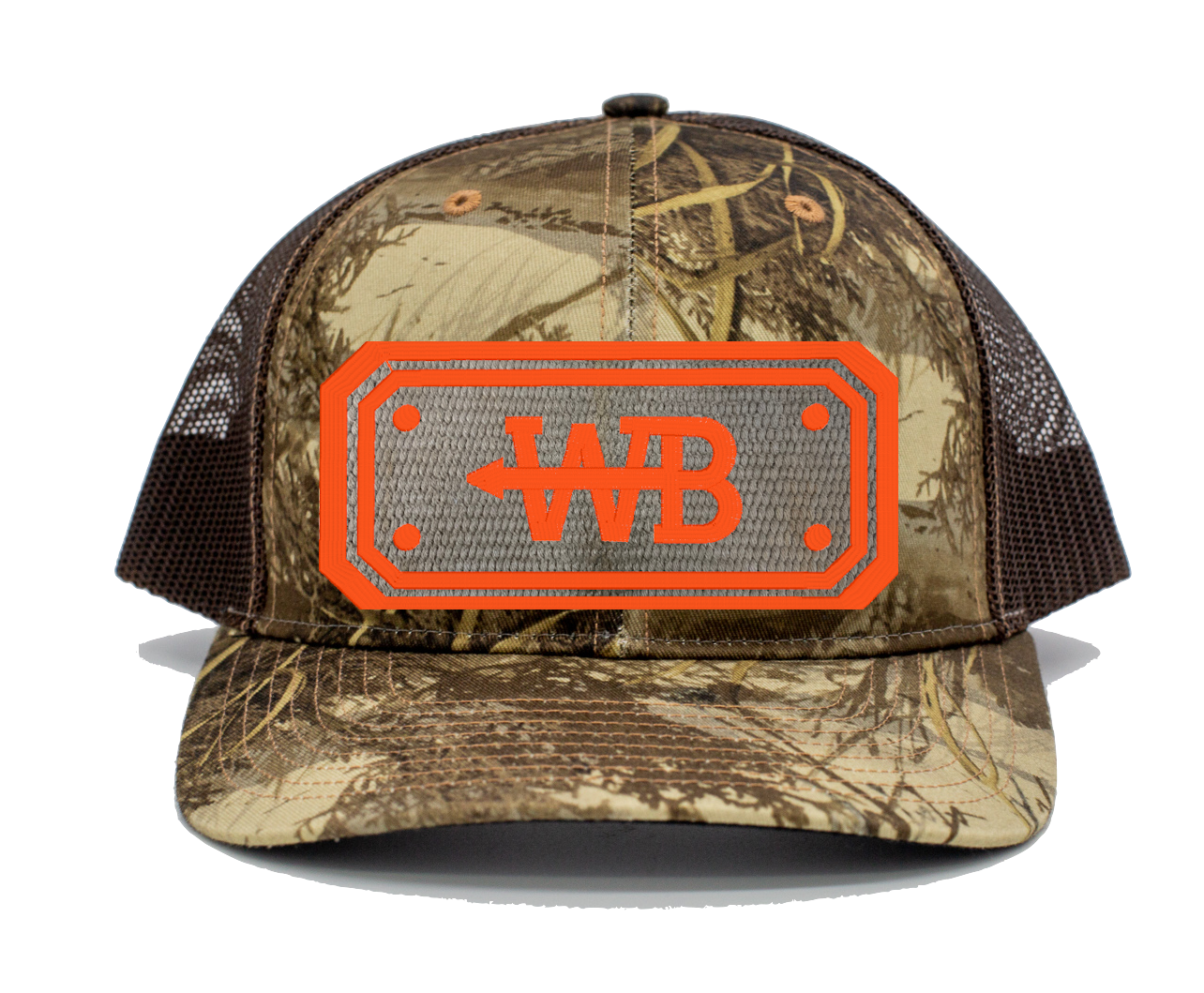 Hose Hat - Realtree Max 1 XT/Brown