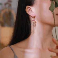 将图片加载到图库查看器,Chinese Peking Opera facial makeup Earrings