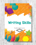 Writing Skills Digital Download Busy Book