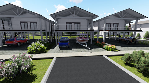 3-D Rendering for Real Estate Marketing