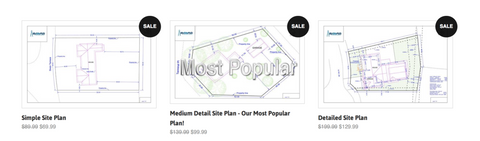 Site Plan Options