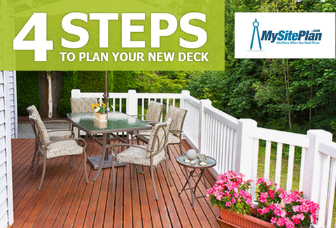 4 Steps to Plan Your New Deck