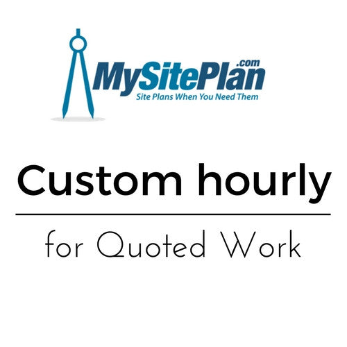 Time / Hourly Custom Work