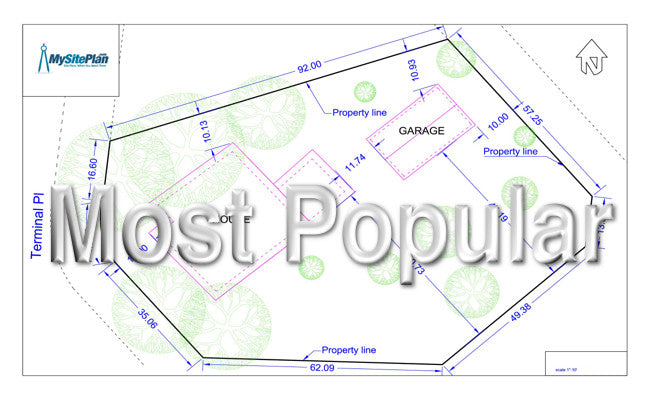 Medium Detail Site Plan My Site Plan – How To Get A Site Plan For My Property