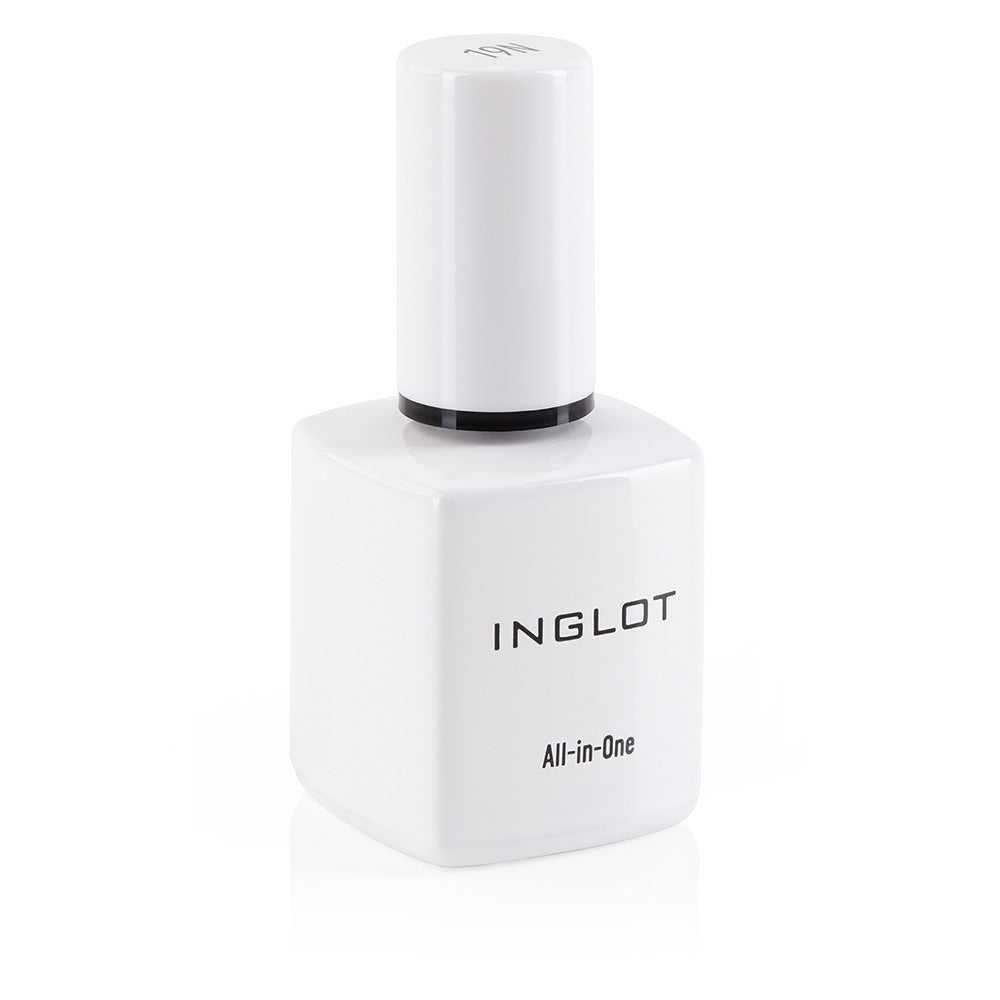 ALL-IN-ONE TRANSLUCENT NAIL ENAMEL