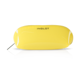 COSMETIC BAG TRANSPARENT YELLOW (R23674D)