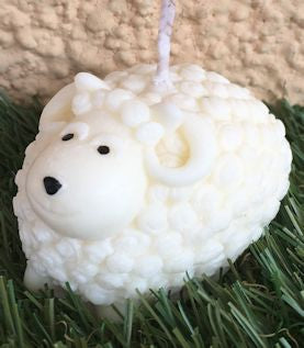 Mama Sheep Scented Candle