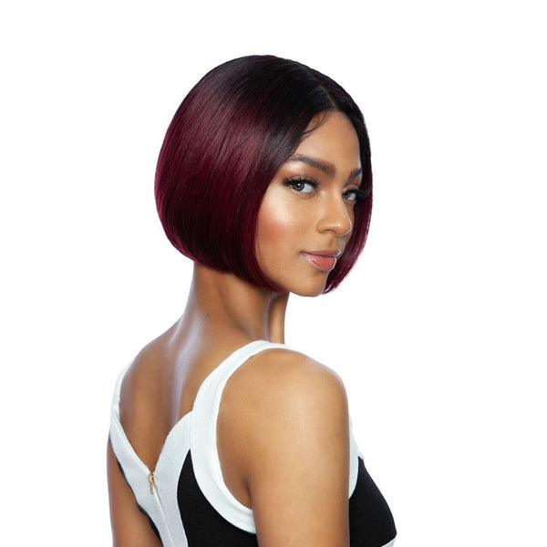 Mane Concept Trill Fave Part 100% Unprocessed Human Hair Lace Front Wig Evening 9""