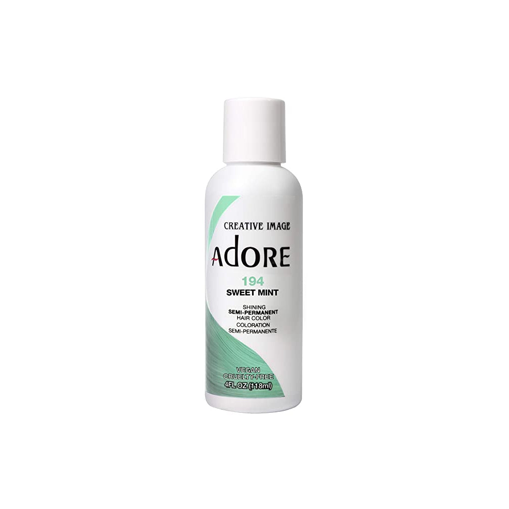 Adore Semi-Permanent Hair Color 194- Sweet Mint