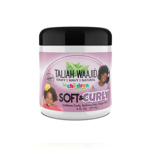 Taliah Waajid For Children Soft & Curly 6oz