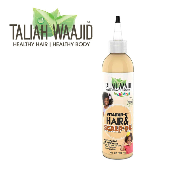 Taliah Waajid Hair & Scalp Oil w/Vitamin E 8oz