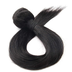 Chocolate 100% Remy Human Hair Weave Straight 16""