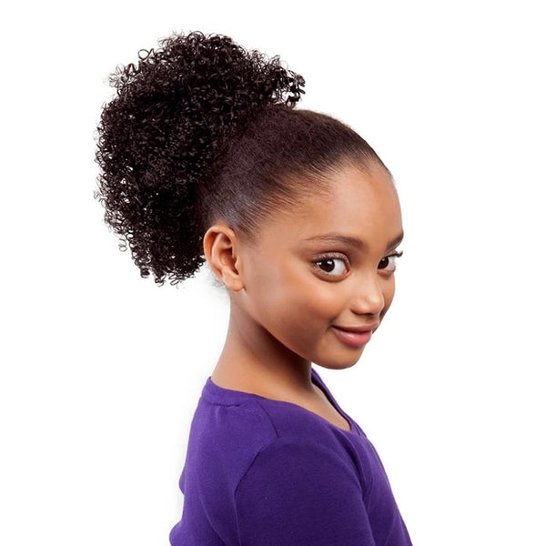 Mane Concept Synthetic Ponytail Oh Girl Kids Afro CNT