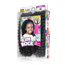 Afri Naptural Synthetic Kids Rock Crochet Braid Bounce Twist KR04