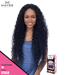 MAYDE Beauty Synthetic Lace Front Wig Axis Stella