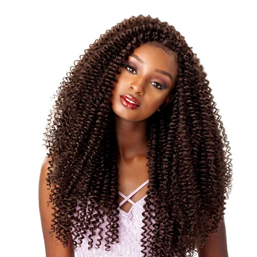 Sensationnel Synthetic Hair Lulutress Braid Water Wave 18""