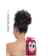Model Model Synthetic Drawstring Ponytail Afro Girl (MED)