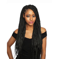AFRI Naptural Synthetic 3X I DEFINE Easy Knotless Braid 52""