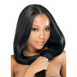 Model Model EGO II 100% Human Hair Virgin Remy Yaki Weave 10S