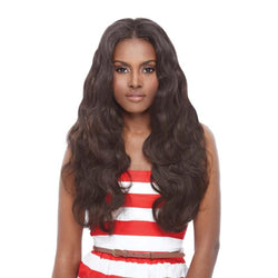 Janet Brazilian Unprocessed 100% Natural Remy Bundle Hair Bombshell Body Wave