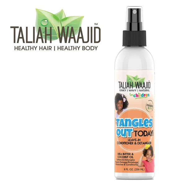 Taliah Waajid For Children Tangles Out Today