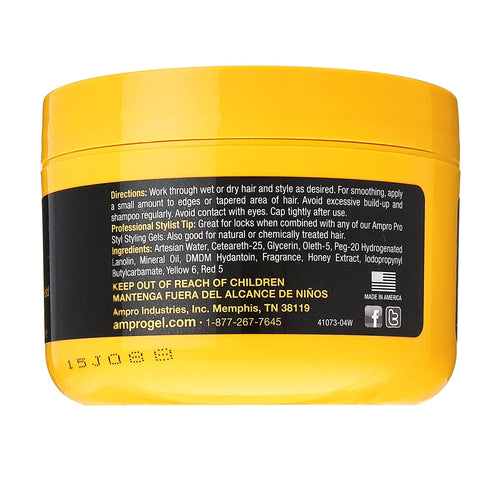 Ampro Shine N Jam Conditioning Gel Extra Hold