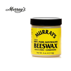 Murray's Bees Wax Yellow 4oz