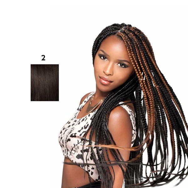 Sensationnel African Collection Synthetic Hair 3X X-Pression Braid 84""