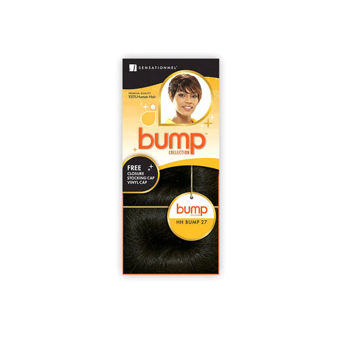 Sensationnel Bump Collection 100% Human Hair Weave Bump 27pcs