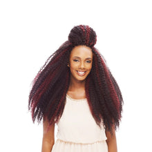 Janet Collection Value Pack Crochet Interlocking 2X Afro Twist Braid