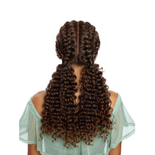 Mane Concept Red Carper Synthetic Lace Wig Ghana Braid Vesta
