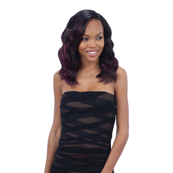 "Mayde Beauty Synthetic Invisible 6"" Lace Part Wig Kailey"