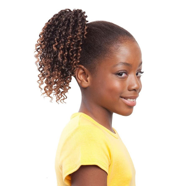 Mane Concept Synthetic Ponytail Oh Girl Kid's Jamaica CNT