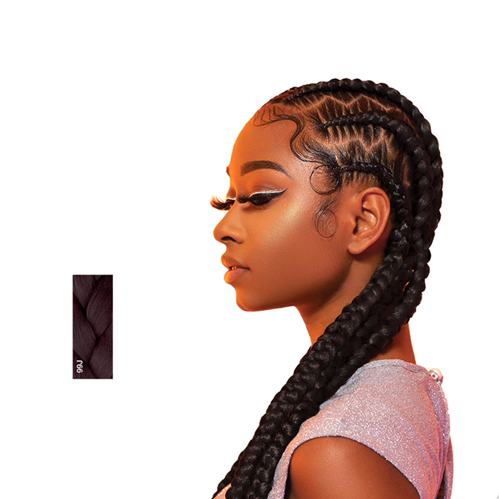 Sensationnel African Collection 3X X-Pression Synthetic Pre-Stretched Braid 58