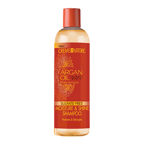 Creme of Nature Argan Oil Moist & Shine Shampo