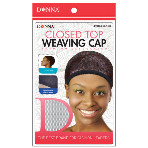 Donna Premium Collection Closed Top Weaving Cap