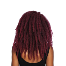 Mane Concept Afri Naptual 2X Thick Twist Pre-Stretched DUBROC Braid 12""