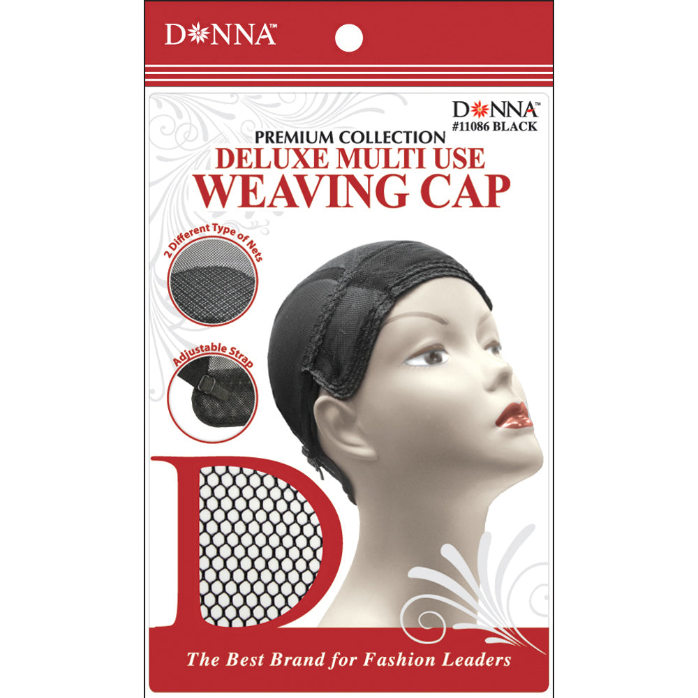 Donna Premium Collection Deluxe Multi Use Weaving Cap