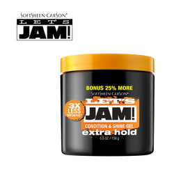Lets Jam Condition & Shine Gel Extra Hold